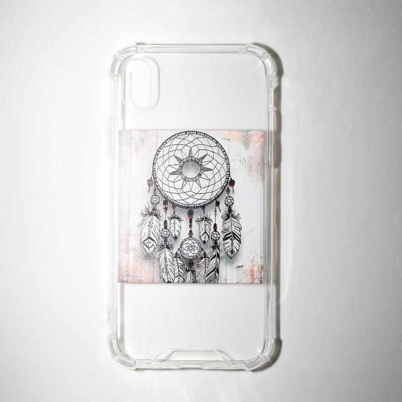 Coque arrière Iphone x ATTRAPE-REVE
